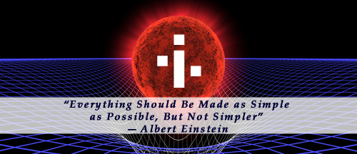 Everything should be made simple, but not simpler
